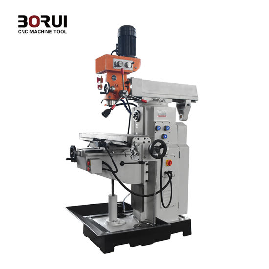 Vertical Universal Drilling and Milling Machine with High Precision (ZX6350C) pictures & photos