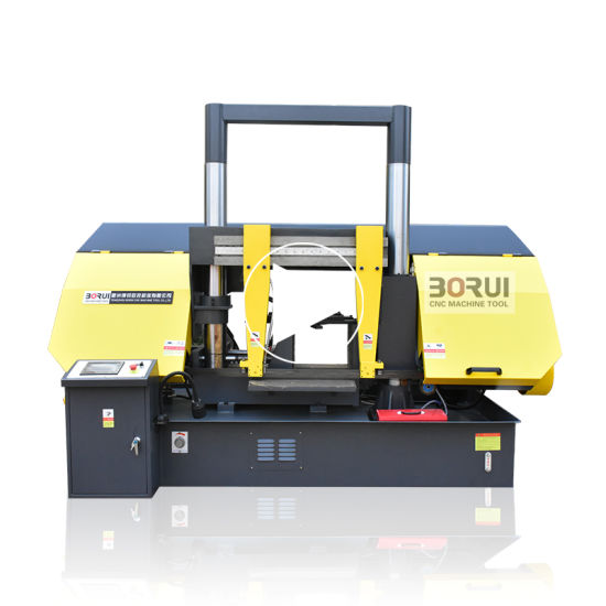 Ghs4260 Auto Feed Horizontal CNC Band Saw Double Column CNC Band Saw Machine pictures & photos