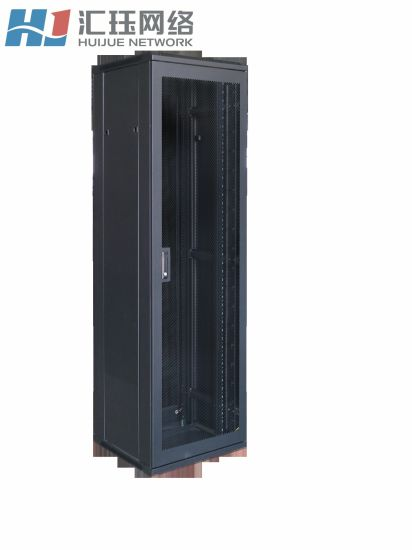 Flating Packing Floor Standing SPCC Vented OEM 32U Server Computer Rack Network Cabinet pictures & photos