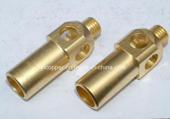 CNC Brass Precision Fittings for Machinery Parts pictures & photos