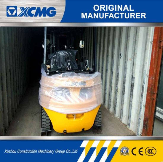 XCMG 2/2.5/3 Ton Manual Hydraulic Hand Pallet Truck pictures & photos