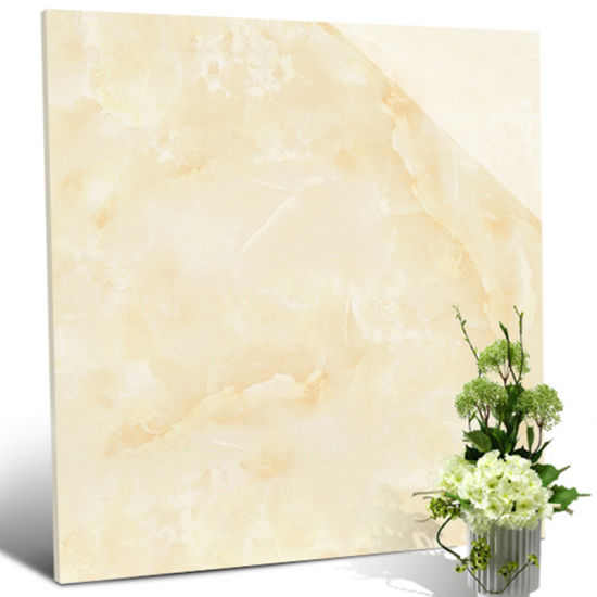 Building Material Full Polished Glazed Marble Porcelain Floor Tile (600X600mm 800X800mm) pictures & photos
