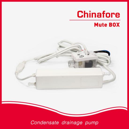 Mini Pump Condensate Pump Electric Pump Mute Box Pump pictures & photos