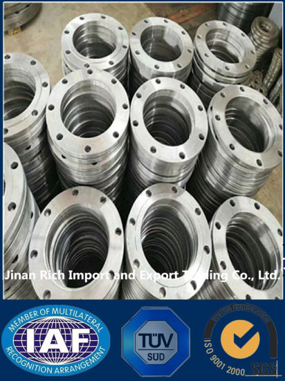Good Price Forged Carbon Steel Flange with TUV pictures & photos