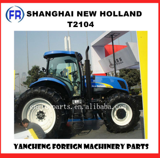 Shanghai New Holland Tractor T2104 pictures & photos