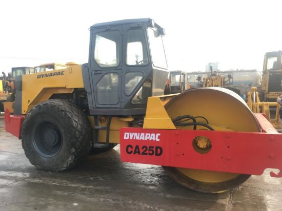 Cheap Good Performance Dynapac Ca25 Compactor for Sale pictures & photos