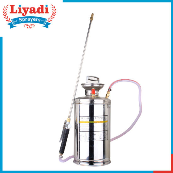 5L Stainless Steel Pressure Sprayer pictures & photos