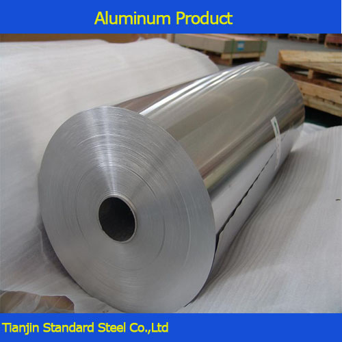 8011 Aluminum Heavy Gauge Foil in Roll pictures & photos