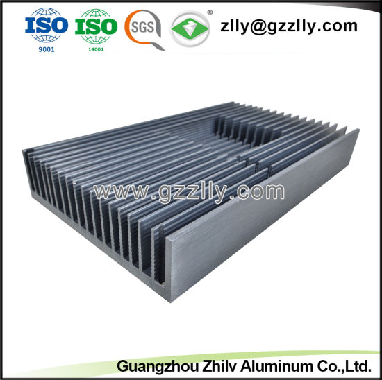 Building Material Costal Aluminum Comb Heat Sink/Aluminum Alloy pictures & photos