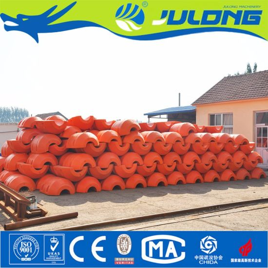 Julong Polyethylene Floater for Cutter Suction Dredger pictures & photos