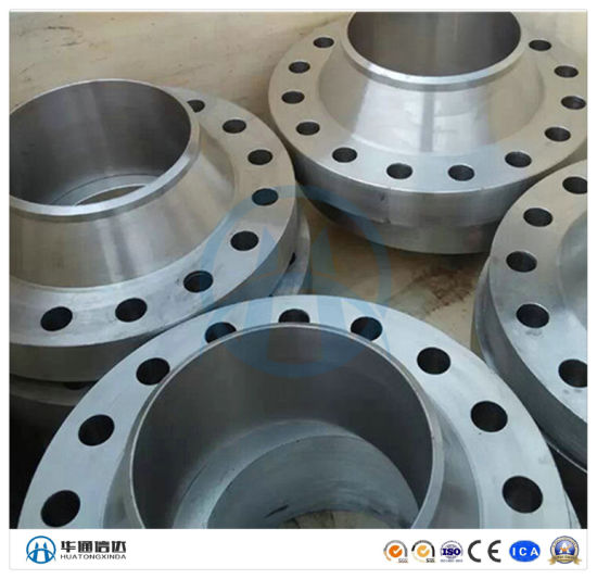Factory Supply ASTM JIS DIN Standard Ss Carbon Steel Forging Slip on Flange pictures & photos