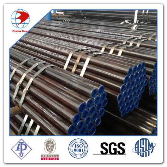 10 Inch ASTM A53 Gr. a Carbon Steel Pipe pictures & photos