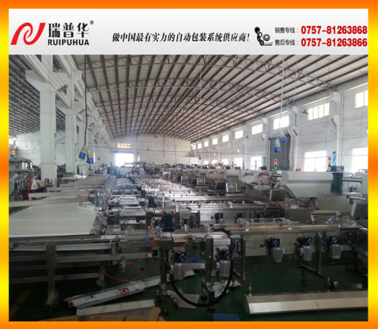 Multi-Line Packing Machine pictures & photos
