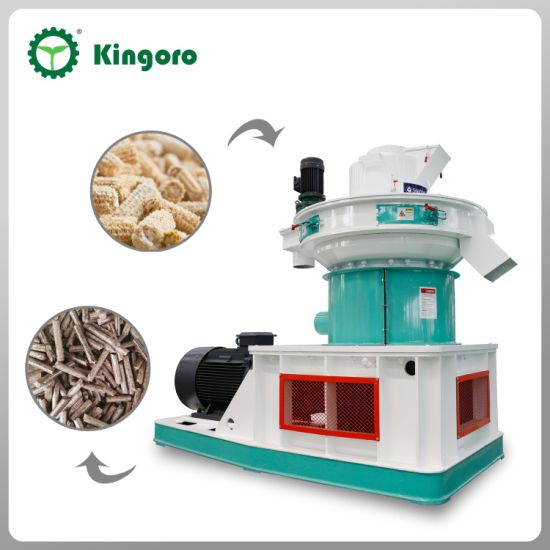 Pellet Machine for Biomass Fuel with Good Performance pictures & photos