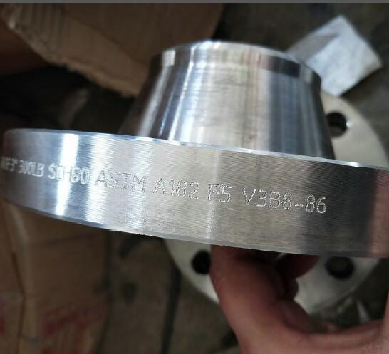 """Steel Flange, Alloy Steel ASTM A182 F5, Size 1/2""""-48"""", Pressure 150#-2500# pictures & photos"""