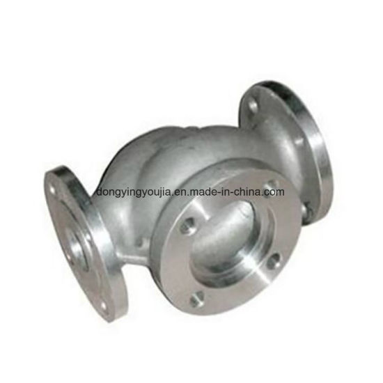 Stainless Steel Investment Casting Valve Supplier pictures & photos