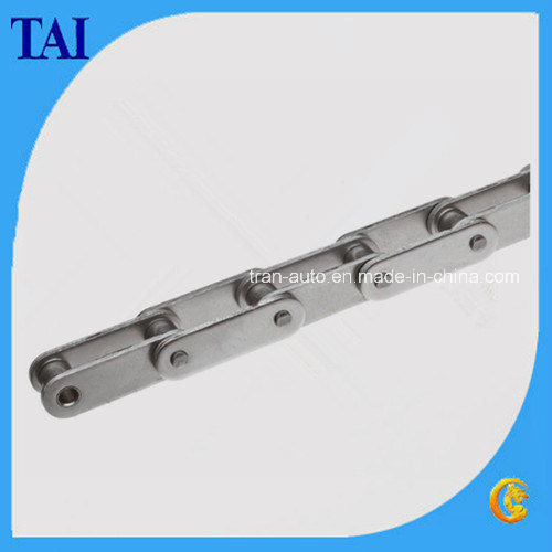 Double Pitch Stainless Steel Chains (C2040H) pictures & photos