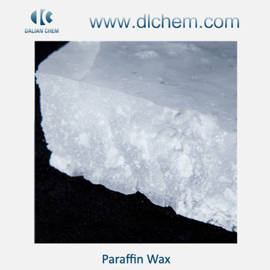 Hot Sell Best Price Semi Refined Paraffin Wax 56# Manufacturer #27 pictures & photos
