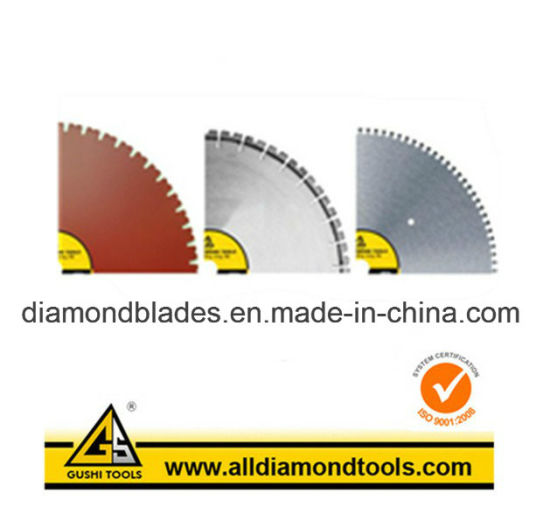 Large Sizes Diamond Wall Cutter Blades pictures & photos