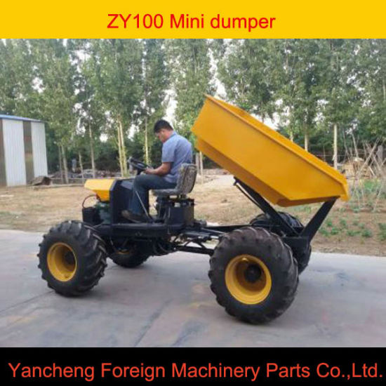 High Quility of 1ton Mini Dumper pictures & photos