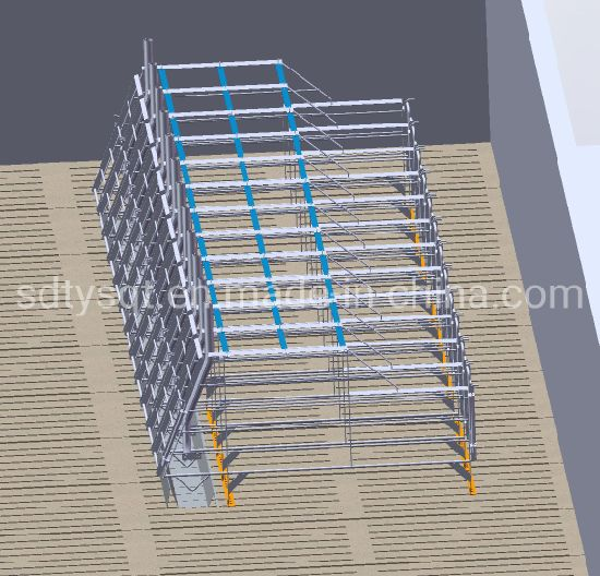 Pig Farm Equipment Sow Breeding Gestation Cages pictures & photos