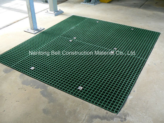 Fiberglass Molded Grating, FRP Walkways, Glassfibre Gratings. pictures & photos