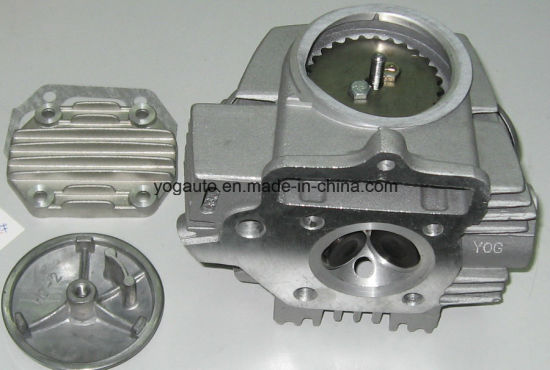Motorcycle Parts, Motorcycle Cylinder Head Complete for Honda C100 Dy100 Dayang pictures & photos