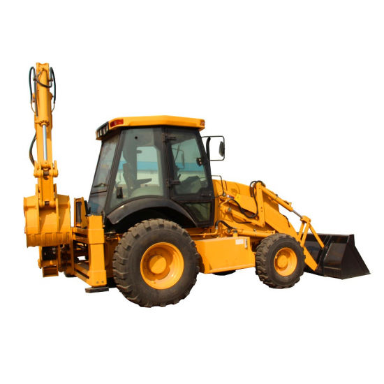 Chinese Brand New Wheel Loader Compete Jcb Backhoe pictures & photos