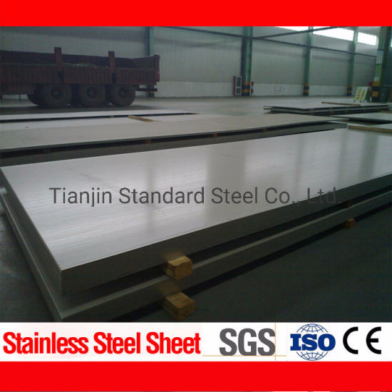 AISI SUS Stainless Steel Sheet 321 321H 321Ti pictures & photos