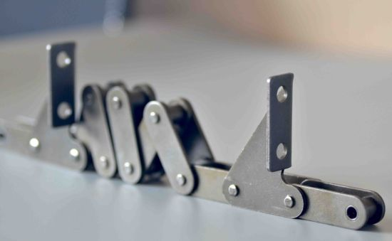 Double Pitch Conveyor Roller Chain pictures & photos