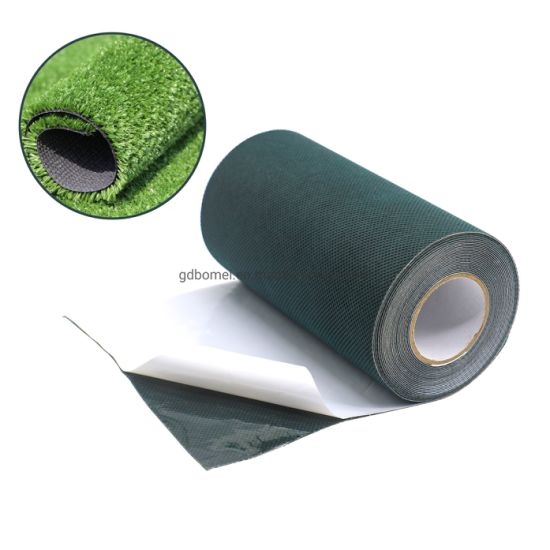 Bomei Pack Grass Tape Joint Seaming Tape, Artificial Turf Tape for Artificial Lawn Grass, Carpet pictures & photos