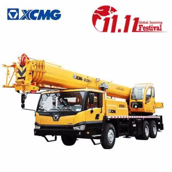 XCMG Second Hand 100ton Truck Crane in 2012 (Qy100K-I) pictures & photos