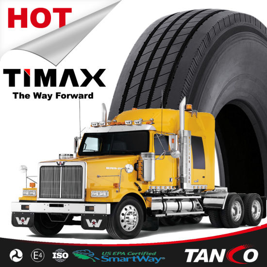 Triangle//Double Star/Doulbe Happiness Brand Truck Tire 11r22.5 12r24.5 with China Wholesaler pictures & photos