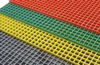 FRP/GRP Mould Grating, Fiberglass Grating pictures & photos
