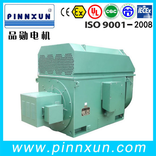 High Quality 3-Phase Slip Ring Induction Motor for Sugar Mill pictures & photos
