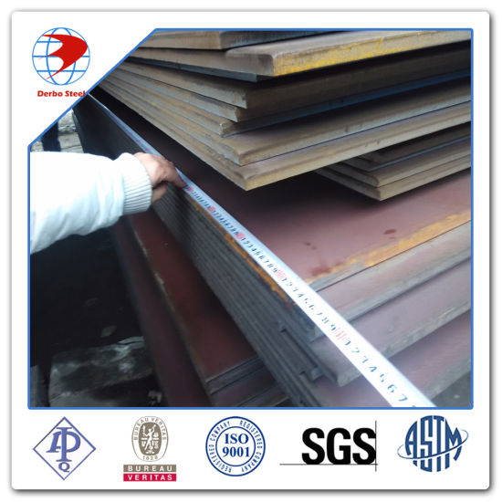 Ss330 High Strength Hot Rolled Carbon Steel Plate pictures & photos