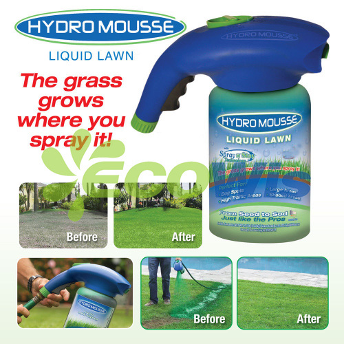 Hydro Mousse Liquid Lawn Starter Kit pictures & photos