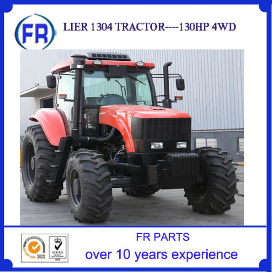 High Qualit of 130HP 4WD Wheel Farm Tractor 1304 with Best Service on Sale pictures & photos