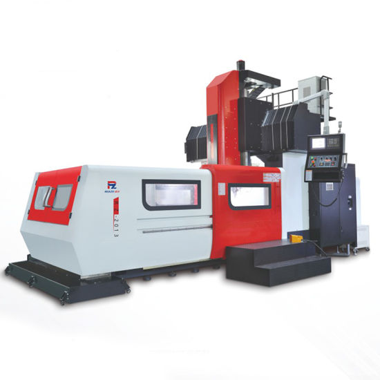 3 Axis CNC Gantry Type Large Machining Center Milling Drilling Machine pictures & photos
