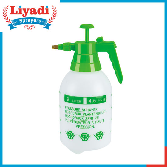 1L 1.5L 2L 3L PE Small PE Air Pressure Trigger Garden Agricultural Hand Manual Sprayer pictures & photos