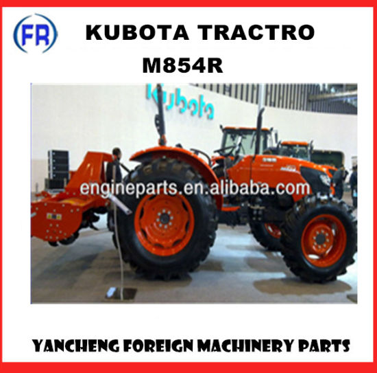 Kubota Tractor pictures & photos