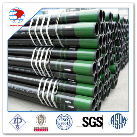 API 5CT K55/J55/L80/P110 Oil Well Casing Pipe pictures & photos