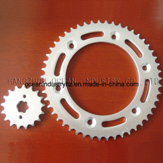 Motorcycle Sprocket Wheel, Motorcycle Wheel pictures & photos