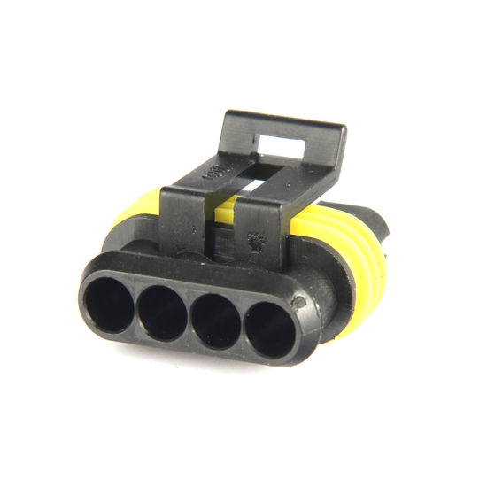 China Supplier Auto Parts Cable Connector Waterproof Connectors pictures & photos