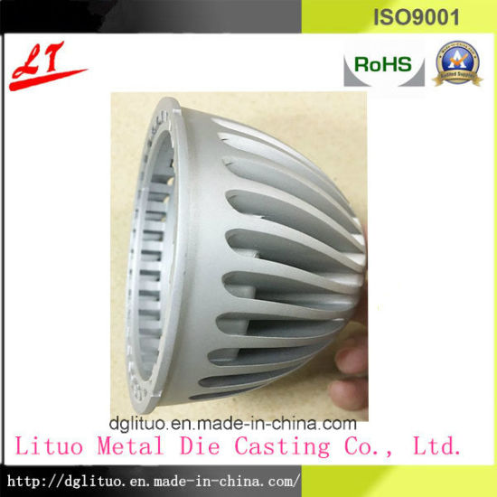 Aluminum Die Casting LED Lighting Lamp Housing Parts pictures & photos