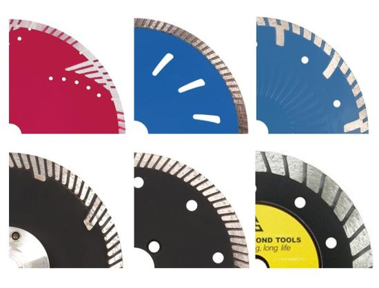 Brazed Diamond Cutting Blade for Granite pictures & photos