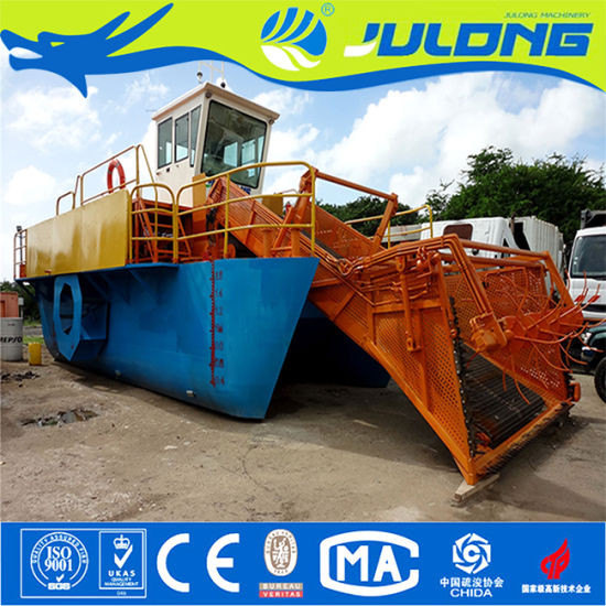Hot Sale Energy Saving Weed Cutting Machine/Aquatic Weed Harvester pictures & photos