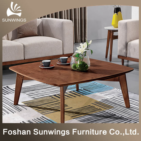 The Solid Wood Coffee Table for Home pictures & photos