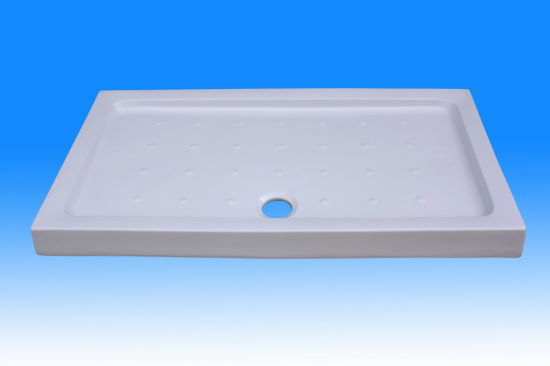 Rectangle Ceramic Shower Tray, Ceramic Shower Plate, Ceramic Shower Basin pictures & photos