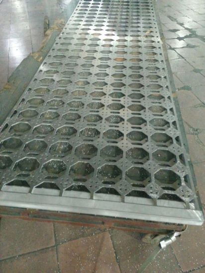 Cheap Price CNC Carved Customized Perforated Carved Aluminum Panel pictures & photos